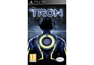 ESEN Tron Evolution PSP