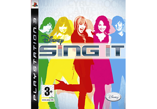 ESEN Disney Sing It PlayStation 3