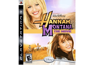 ESEN Hannah Montana The Movie PlayStation 3