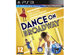 ESEN Dance On Broadway PlayStation 3