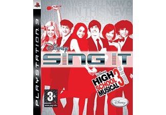 ESEN Disney Sing It! High School Musical 3 PlayStation 3