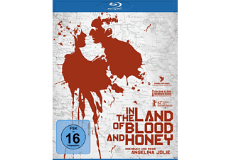 In the Land of Blood and Honey - (Blu-ray)