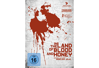IN THE LAND OF BLOOD AND HONEY - (DVD)