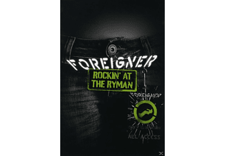 Foreigner - Rockin' At The Ryman - (DVD)