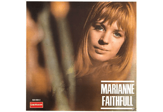Marianne Faithfull - Marianne Faithfull - (CD)