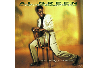 Al Green - ...And The Message Is Love [CD]