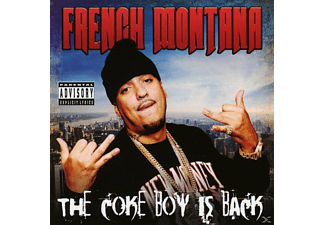 French Montana - The Coke Boy Is Back - (CD)