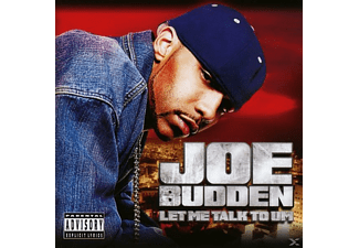 Budden Joe - Let Me Talk To Um [CD]