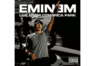 Eminem - Live From Comerica Park [CD]