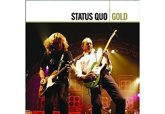 Status Quo - Gold - (CD)