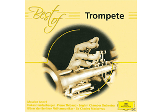 VARIOUS, Andre/Läubin/Thibaud/Mackerras/Preston/Echo/MKO/+ - BEST OF TROMPETE - (CD)