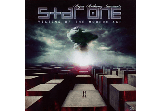 ARJEN A. LUCASSEN'S STAR ONE, Arjen Anthony's Star One Lucassen - Victims Of The Modern Age - (CD)