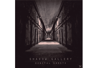 Shadow Gallery - Digital Ghosts [CD]