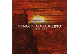 Long Distance Calling - Avoid The Light - (CD)
