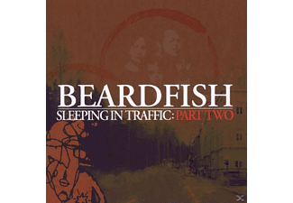 Beardfish - Sleeping In Traffic: Part Two - (CD)