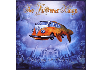The Flower Kings - The Sum Of All Evil - (CD)