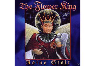 Roine Stolt - The Flower King - (CD)