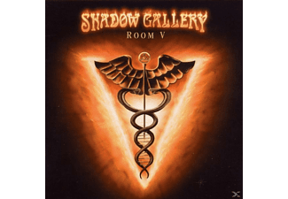 Shadow Gallery - Room V - (CD)
