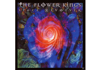 The Flower Kings - Space Revolver [CD]