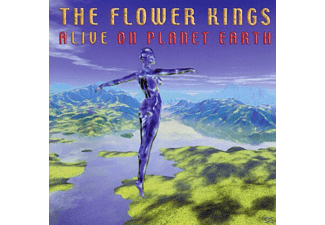 The Flower Kings - Alive On Planet Earth - (CD)