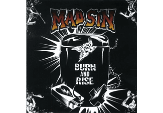 Mad Sin - Burn And Rise (Standard) - (CD)