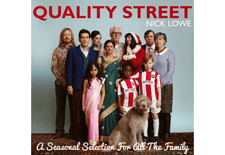 Nick Lowe - Quality Street-A Seasonal Selection... - (CD)