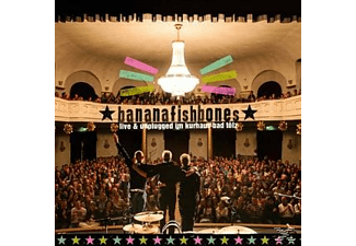 Bananafishbones - Live & Unplugged Im Kurhaus Bad Tölz [CD]