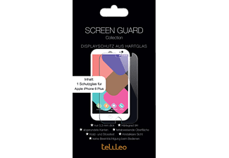 TELILEO 3858 Screen Guard Glass Displayschutzfolie (Apple iPhone 6 Plus)