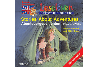 Leselöwen: Stories About Adventures - 1 CD - Kinder/Jugend