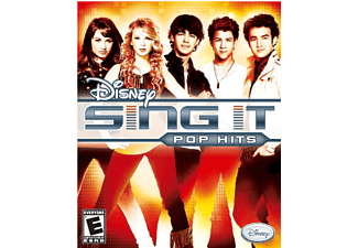 ESEN Disney Sing It Pop Hits PS2