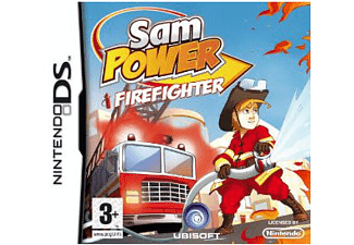 ESEN Sam Power Fire Fighter DS Nintendo