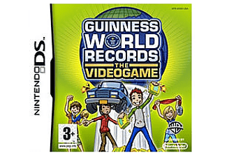 ESEN Guinness World Records DS Nintendo