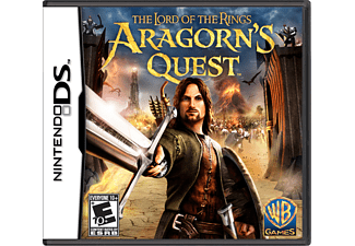 ESEN Lord Of The Rings Aragorn's Quest DS Nintendo