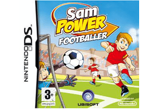 ESEN Sam Power Footballer DS Nintendo