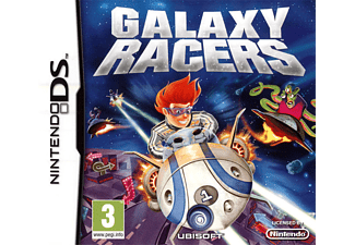 ESEN Galaxy Racers DS Nintendo