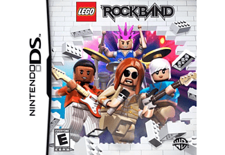 ESEN Lego Rock Band DS Nintendo