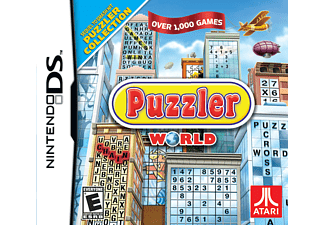 ESEN Puzzler World DS Nintendo