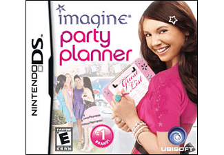 ESEN Imagine Party Planner DS Nintendo