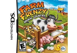 ESEN Farm Frenzy Animal Country DS Nintendo