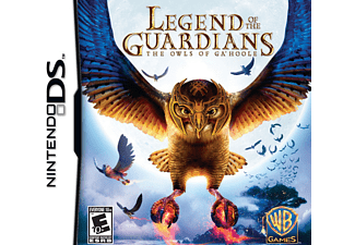ESEN Legend Of The Guardians The Owls Of Ga'Hoole DS Nintendo