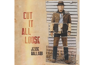 Jesse Ballard - Cut It All Loose [CD]