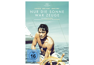 Nur die Sonne war Zeuge - SZ-Cinemathek Nr. 36 Digital Remastered [DVD]