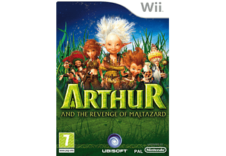 ESEN Arthur and the revenge of Maltazard Wii