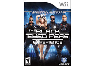 ESEN The Black Eyed Peas Experience Wii