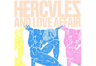 Hercules And Love Affair - Hercules And Love Affair - (CD)