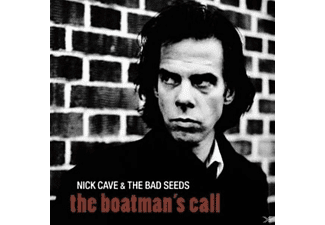 Nick Cave - The Boatmans Call (2011-Remaster) [CD + DVD Audio]