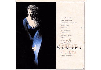 Sandra - Greatest Hits [CD]