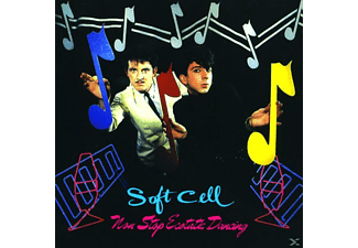 Soft Cell - Non-Stop Ecstatic Dancing [CD]
