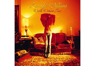 Lucinda Williams - WORLD WITHOUT TEARS [CD]