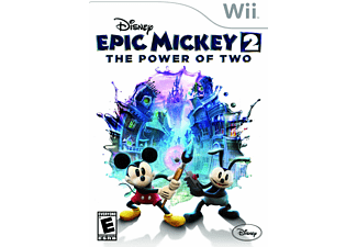 ESEN Disney Epic Mickey 2: The Power of Two Wii